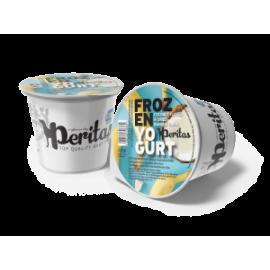A&D Natural Foods Κατεψυγμένο Γιαούρτι με μπανάνα & καρύδα 250 γρ.