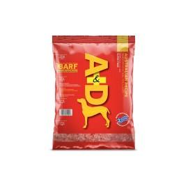 Barf Προσφορά A&D Natural Foods 10 ΣΥΣΚΕΥΑΣΙΕΣ 1 ΚΙΛΟΥ + ΔΩΡΟ ΜΑΝΤΗΛΑΚΙΑ ΚΑΘΑΡΙΣΜΟΥ ΣΚΥΛΟΥ ΜΕ ΠΟΥΔΡΑ