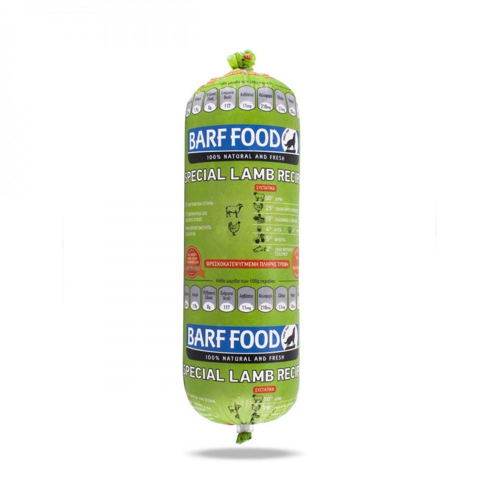 Barffood  Special Lamb Recipe 2 κιλά