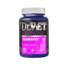Dr.Vet Dermavet Συμπλήρωμα με Ω3 για υγιές τρίχωμα