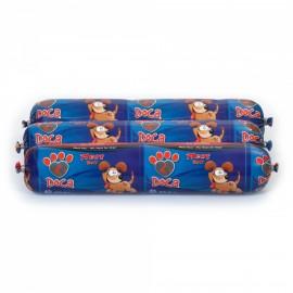 Doca σαλάμι για σκύλους mix κρεάτων 800 γρ.