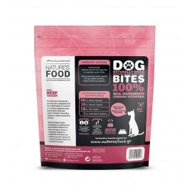 Nature's Food Dog Bites Αφυδατωμένο Μοσχάρι 100 γρ.