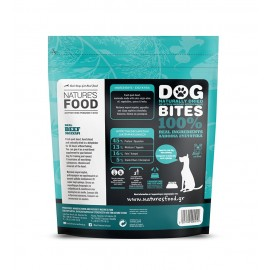 Nature's Food Dog Bites Αφυδατωμένο Χοιρινό 100 γρ.