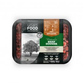 Nature's Food Beef Dinner (σκαφίδιο με κιμά) 1 κιλό