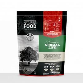Nature's Food Normal Life (σακούλα με μπιφτέκια) 1 κιλό