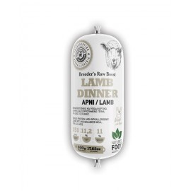 Nature's Food Lamb Dinner (κυλινδρική σακούλα με κιμά) 500 γρ.