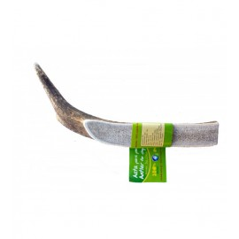 Κέρατο ελαφιού antler dog chew φυσική λιχουδιά για σκύλους Xlarge 226-270 γρ.