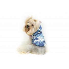Ρούχο σκύλου Camelot Collection παραλλαγή μπλε