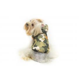 Ρούχο σκύλου Camelot Collection παραλλαγή πράσινο