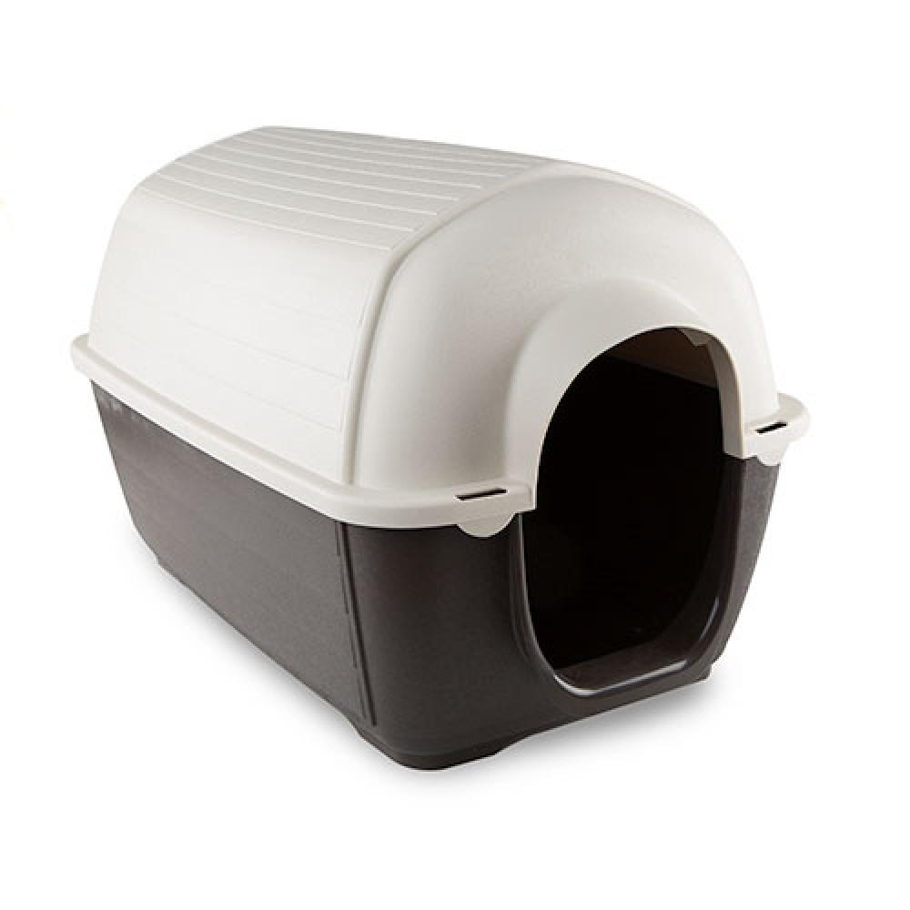 Πλαστικό σπιτάκι σκύλου 78χ50χ50 εκ.