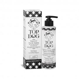 Top Dog Derma Equilibrium υποαλλεργικό σαμπουάν ιδανικό για ευαίσθητα δέρματα 250 ml
