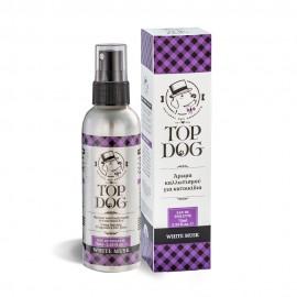 Top Dog White Musk υποαλλεργικό άρωμα καλλωπισμού με έλαιο μακαντέμια για ενυδάτωση δέρματος 75 ml